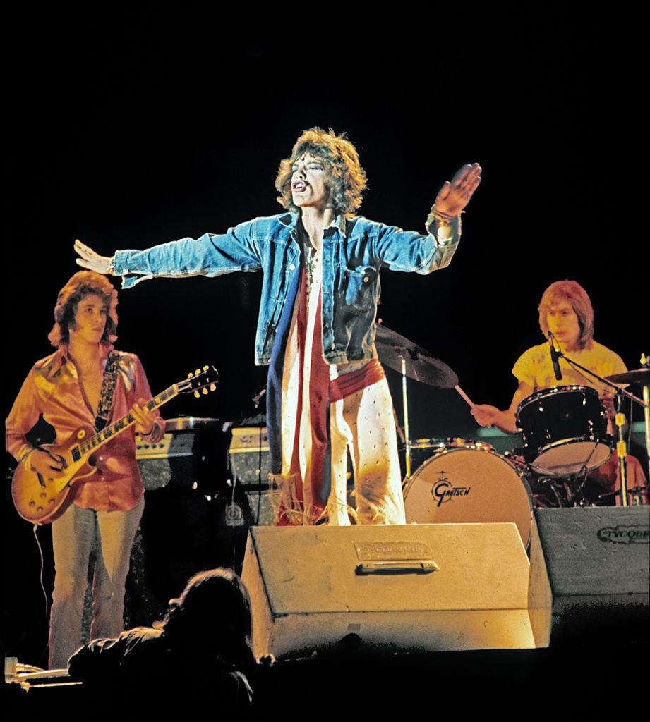 Rolling Stones concert July 4th 1972